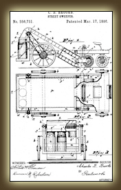 Charles Brooks Patent